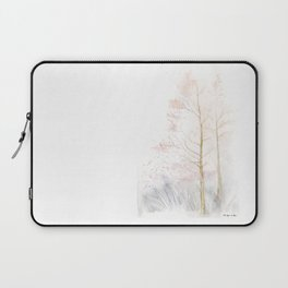 Memories of Winter Laptop Sleeve