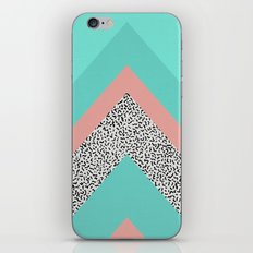 90s Chevron iPhone & iPod Skin