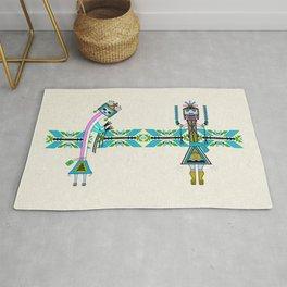 Ceremonial Native American Rug