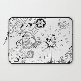 Coexist Laptop Sleeve