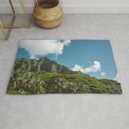 Hawaiian Mountain Rug