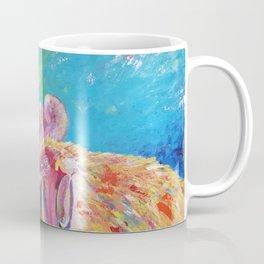 Colorful Roosters Coffee Mug