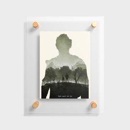 The Last Of Us (II) Floating Acrylic Print