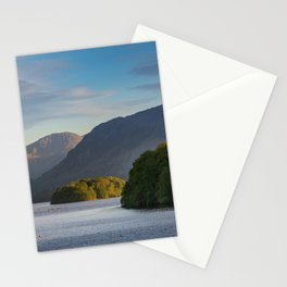 Lake Derwentwater in the Lake District, England Stationery Cards