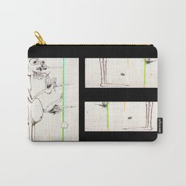 Mile's Warlock Carry-All Pouch