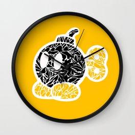 Bob Omb #CrackedOutBadGuys Wall Clock