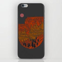 Landscape in Grey iPhone Skin