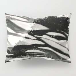 Abstract Trees Pillow Sham