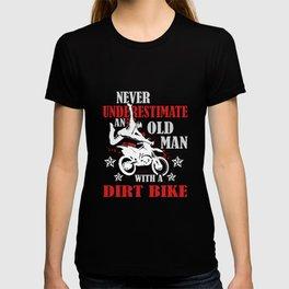 Funny Novelty Gift For Biker T-shirt