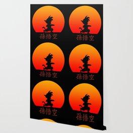 Young Saiyan Warrior Wallpaper