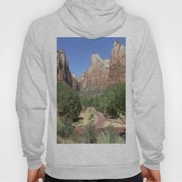 Crossroads At The Court Of The Patriarchs Hoody