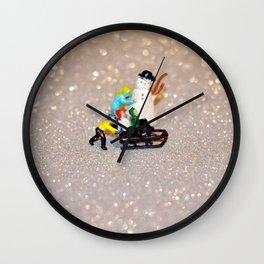 Let it snow... Wall Clock
