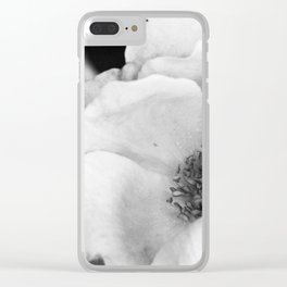 For you with Love Clear iPhone Case