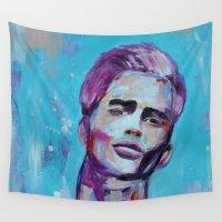 boy Wall Tapestries featuring Boy by Ilya Konyukhov