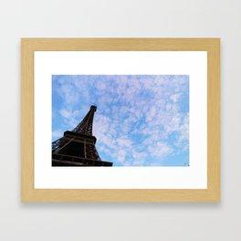 View from the Bottom  Framed Art Print