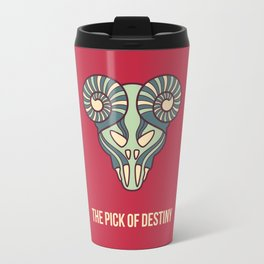 the pick of destiny Travel Mug