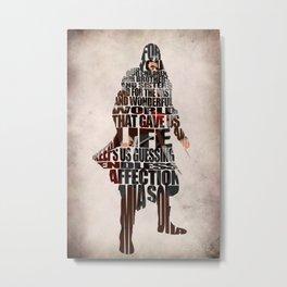 Ezio Auditore da Firenze Metal Print