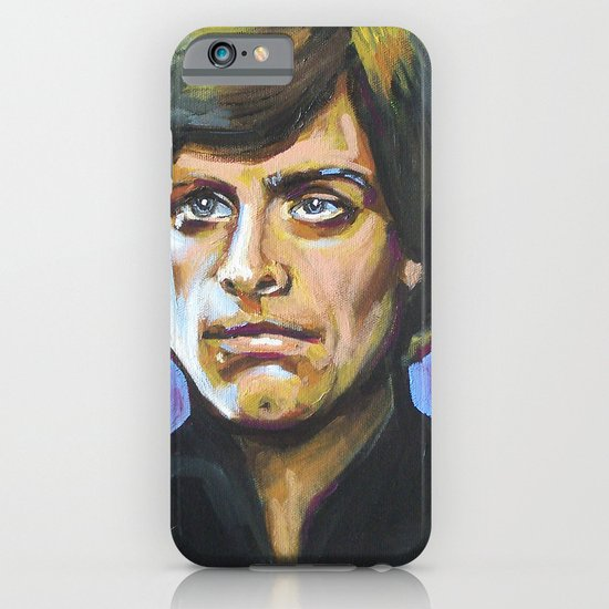 Luke Skywalker iPhone & iPod Case