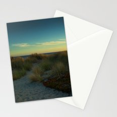 Stinson Beach at Sunset Stationery Cards