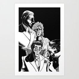 Tamburica Orchestra Poster Art Print