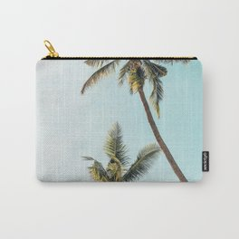 Palm Tree Beach Summer Carry-All Pouch