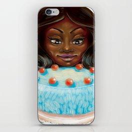 Mmmm Cake iPhone Skin