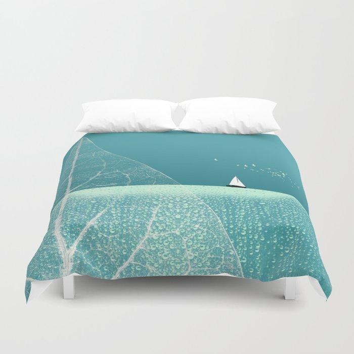 Ocean Wonderland II Duvet Cover