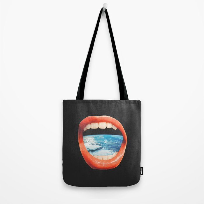 Atmospheric Tote Bag
