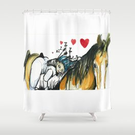 lullabye Shower Curtain
