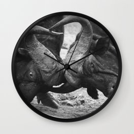 Trying to Impress Wall Clock