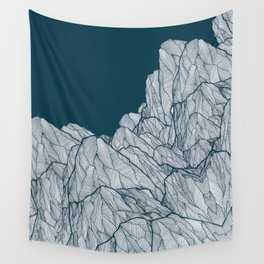 Rocks of nature Wall Tapestry