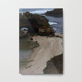 Sea arch Metal Print
