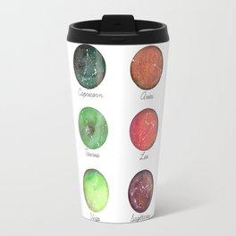 Tiny Zodiac Galaxies Travel Mug