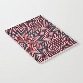 Geometric Star Notebook