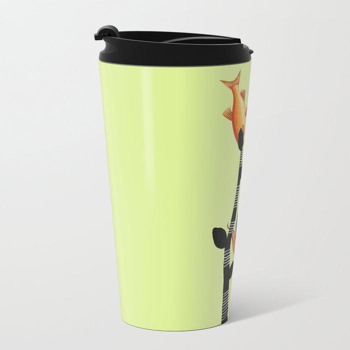 the attempt Travel Mug