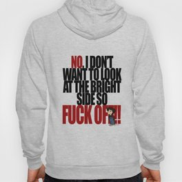 Get off my back - 3a Hoody