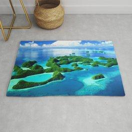 70 Wild Islands Palau Rug
