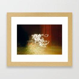 Event 1 Framed Art Print