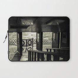 The Back of The Boat Laptop Sleeve