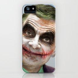 Joker atkinson iPhone Case