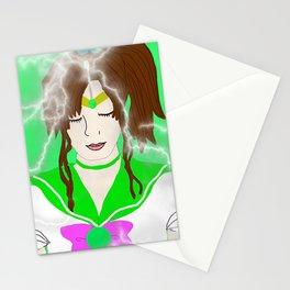 Sailor Jupiter/Makoto Kino Stationery Cards