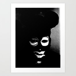 The Depraved Star Art Print