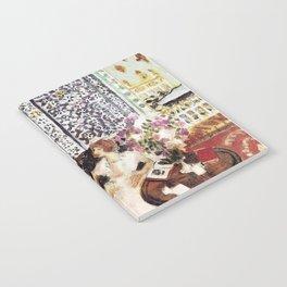 Henri Matisse - Moorish Screen - Exhibition Poster Notebook