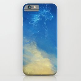 Princess Mononoke - Ashitaka and the Nightwalker iPhone Case
