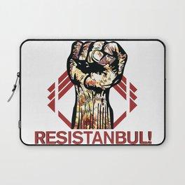 Resistanbul! Laptop Sleeve