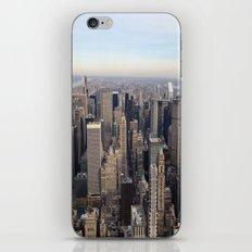 New York I love you iPhone & iPod Skin