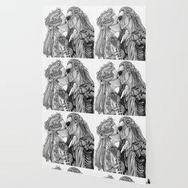 Clexa Wedding Wallpaper