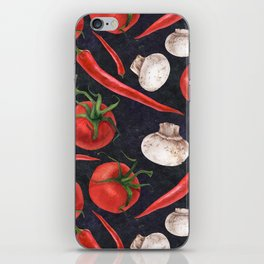 Do you love chili? iPhone Skin