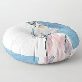 DAN, Nude Maleby Frank-Joseph Floor Pillow
