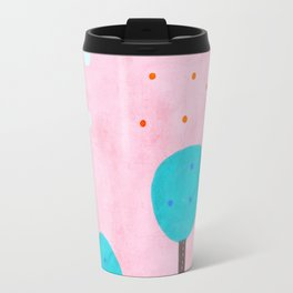 If you really need a touch of  Pink Travel Mug
